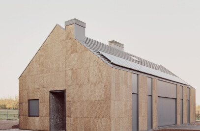 The House Of Wood, Straw And Cork