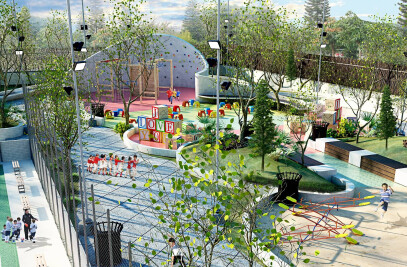Gam Public Neighborhood Park