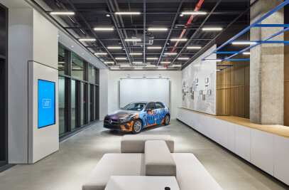 car2go Showroom, Berlin