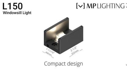 L150 Windowsill light - MP Lighting