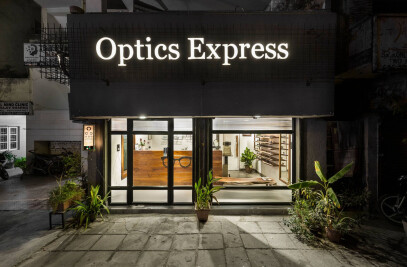 Chashma || Optics Express