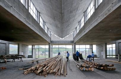 Wuyishan Bamboo Raft Factory