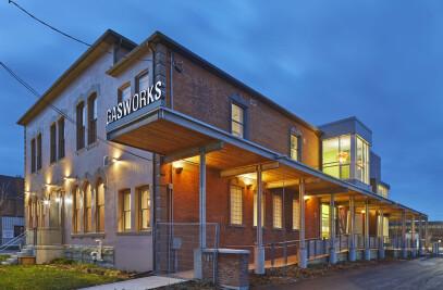 The Gasworks Cultural Centre