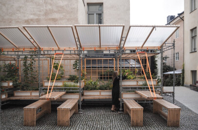 Kasvattamo Greenhouse