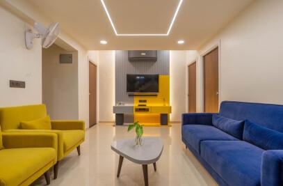 Mr. Anil Chauhan Residence