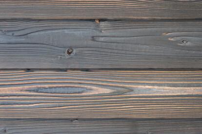 Pika-Pika with Linseed Oil DARK GRAY (Shou Sugi Ban)