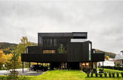 Bay Window House