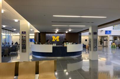 University of Michigan Student Activity Center
