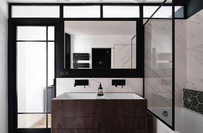 solitaire: rénovation d'appartement