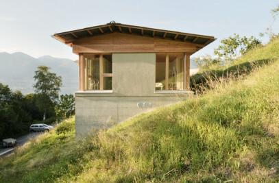House in Vira Gambarogno