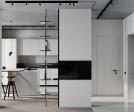 Hallway - kitchen
