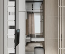 Hallway - living room
