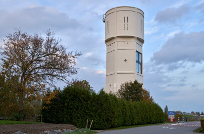 Transformation Watertower Nieuw Lekkerland