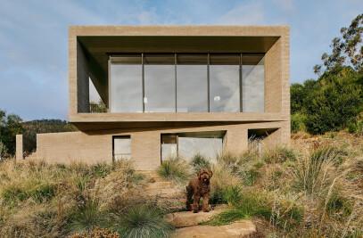 House at Otago Bay