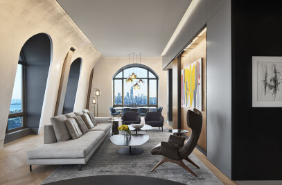 Lakeview Penthouse