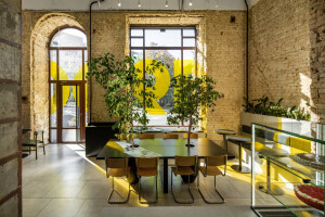 1900 Coffee brings life back to a historic Kyiv building