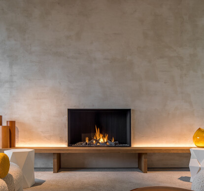 Urban Gas Open Fireplaces