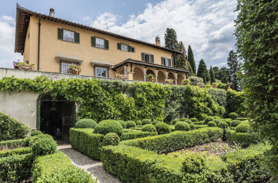 Renaissance Villa on the hills of Florence
