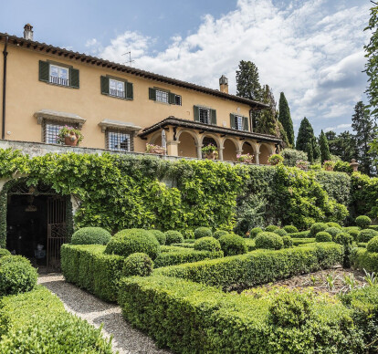 Renaissance Villa on the hills of Florence