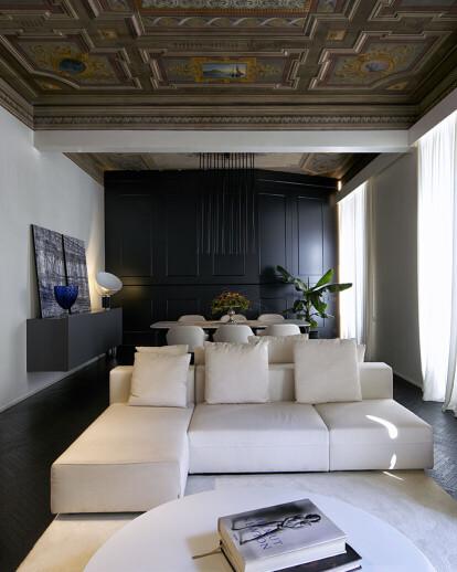 Residence, Rome