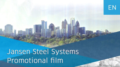 The face of the city – promotional film | Jansen AG