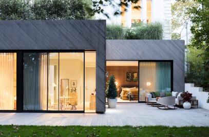 Modern House in Hampstead