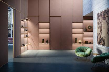 Infinito Pocket Door