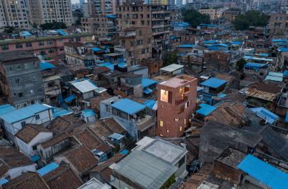 The Renovation of Guangzhou Mengsheng House