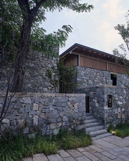 Restoration of 12 historic structures helps to preserve the collective memory of a village