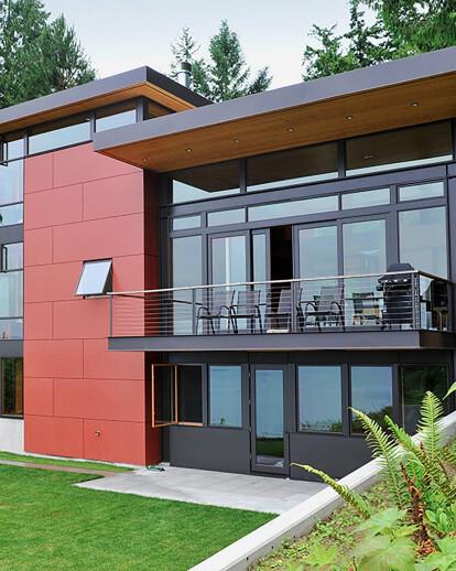 Arrow Point Residence