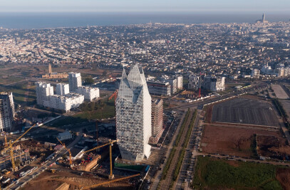 Casablanca Finance City Tower