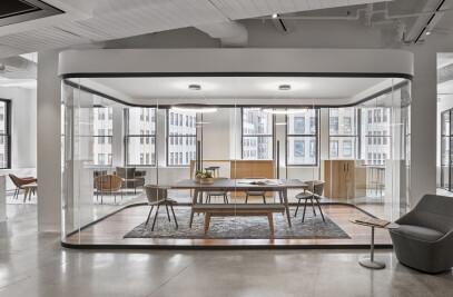 Muraflex New York showroom