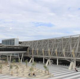Adelaide Airport Landside Infrastructure