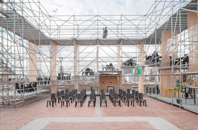 La Concordia: Amphitheater
