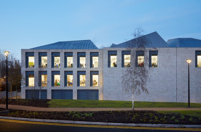 Lower Mountjoy Teaching and Learning Centre