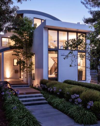 Ultra-Modern Palo Alto Home