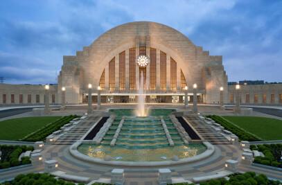 Cincinnati Union Terminal, Restoration