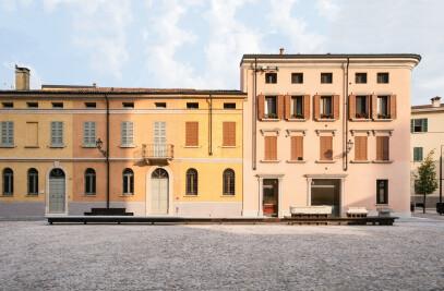 Riqualificazione Piazza L.B. Alberti