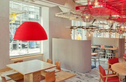 China Chilcano restaurant / Washington