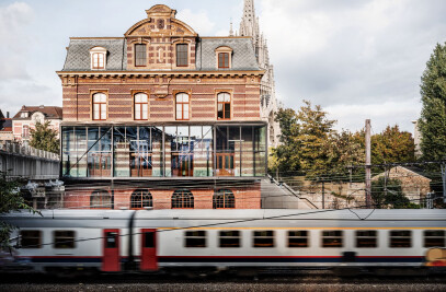 Station of Laken