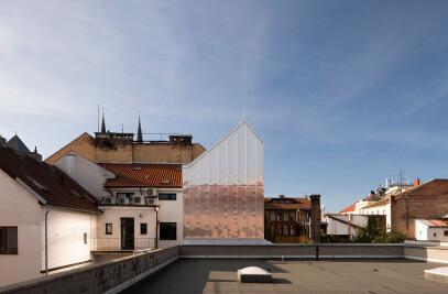 Office extension, Vysoké Mýto