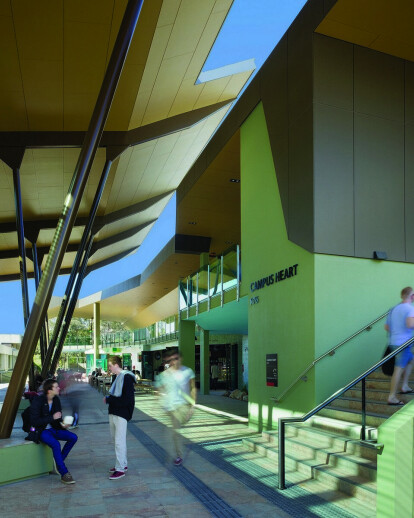 Griffith University Nathan Campus Revitalisation