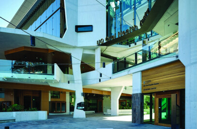 The University of Queensland Oral Health Centre