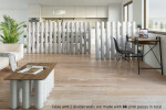 LINK modular partition walls