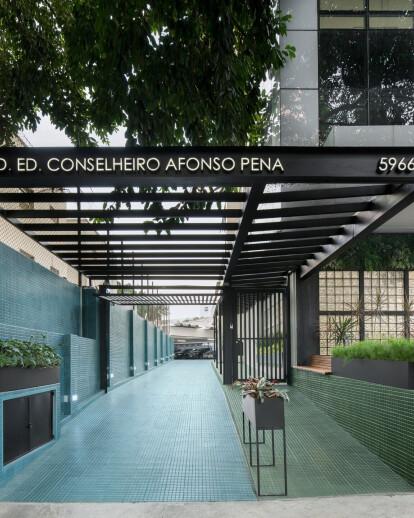 Afonso Pena Building | Edifício Afonso Pena