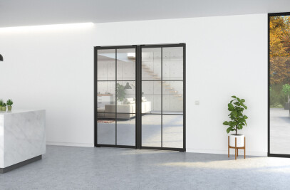 Portapivot 5730 - Double door