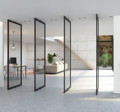 Portapivot 5730 - Multiple doors