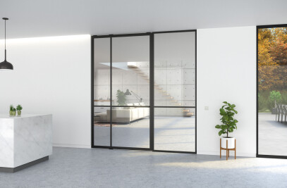 Portapivot 5730 - Single door + fixed partition