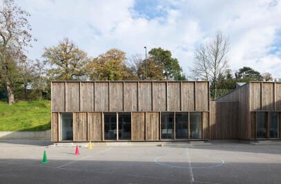 Recreation Center for Elementary School