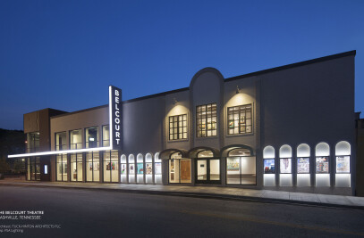 The Belcourt Theater